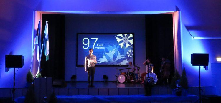 Eesti Vabariik 97 Valga Maavanema vastuvõtt
