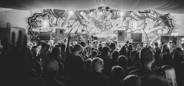 Viljandi Folk 2015 ööklubi helitehnika