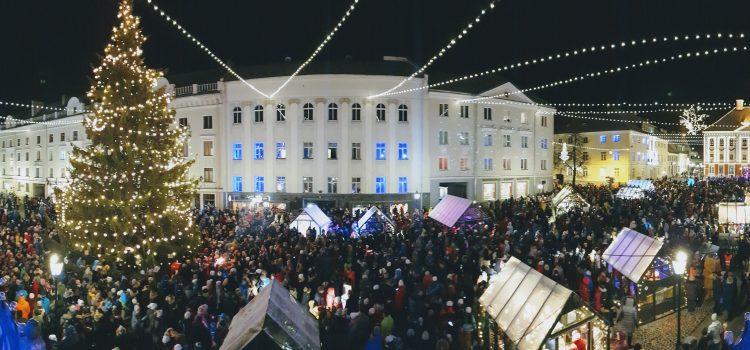 Jõululinn Tartu 2019