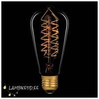Retrolamp Edison ST64 40W (rent)