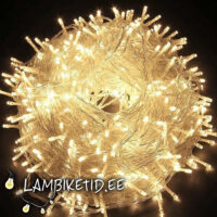 LED kett 30m 600 lampi (rent)